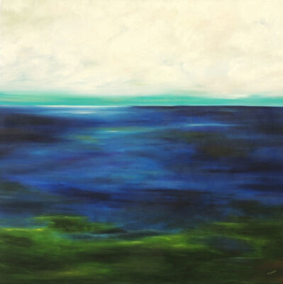 Mary Johnston, 'The Sargasso Sea', 2015