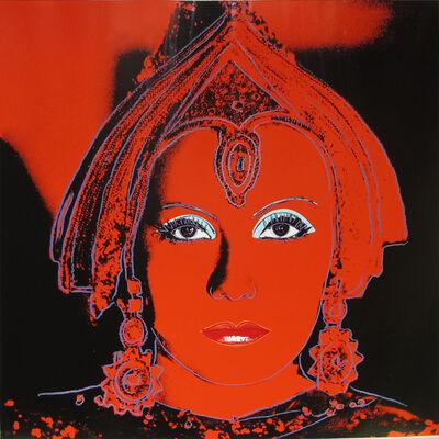 Andy Warhol, 'Myths: The Star, F & S II.258', 1981