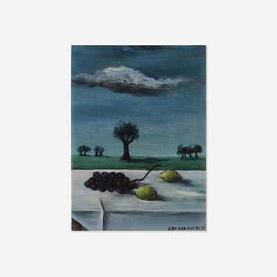 Gertrude Abercrombie, 'Still-Life and Landscape', c. 1938