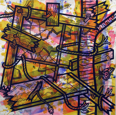Jesse Lambert, 'View #2, Unframed', 2017