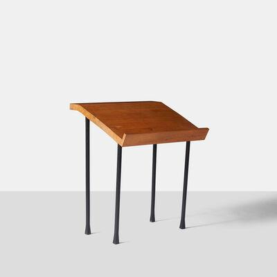 Jean Touret, 'Joan Touret Oak Desk for Atelier Marolles', 1950-1959
