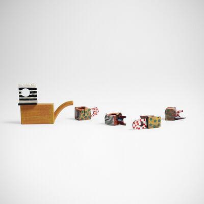 Peter Shire, 'tea set', 2014-215
