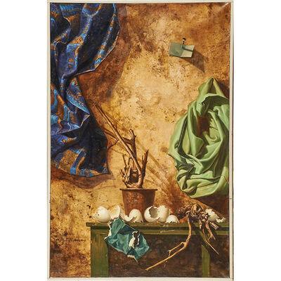 Paul Gorka, 'Untitled (still life with egg shells)'