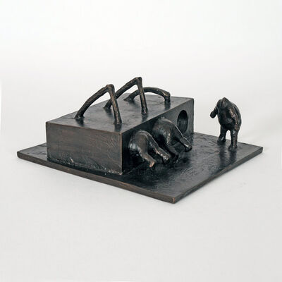 Keld Moseholm, 'Mousetrap', 2018