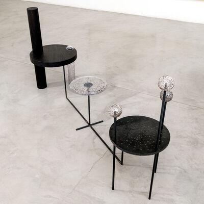 Daniela Busarello, 'Um dialogo entre a pele e o vulcao ', 2020