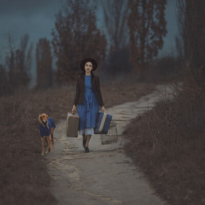 Anka Zhuravleva, 'Colour Tales n.4', 2019