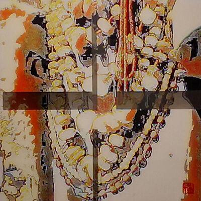 Wenjun Fu, 'Wind from Tibet No.1', 2018