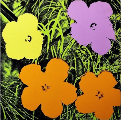 Andy Warhol, 'Flowers (FS II.67)', 1970