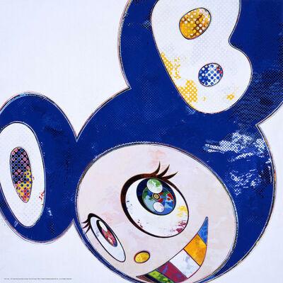 Takashi Murakami, 'And Then... (Blue)', 2013