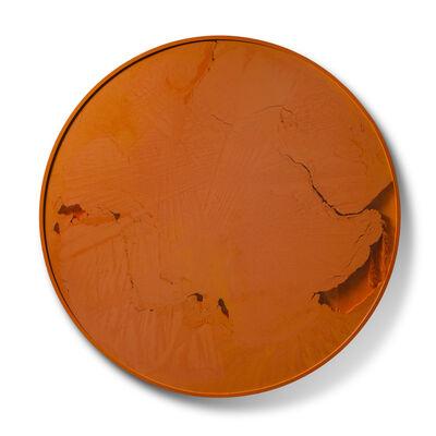 Manuel Merida, 'Cercle orange Manuel', 2013