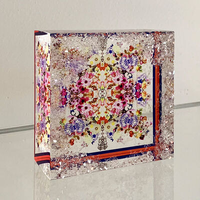 Kristi Kohut, 'Hand Embellished Bloom Sculpture', 2019