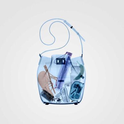 David Arky, 'Handbag Series - Warm Grey', 2019