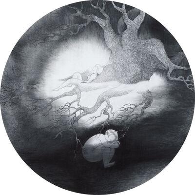 Kondoh Akino, 'KiyaKiya_drawing19', 2013