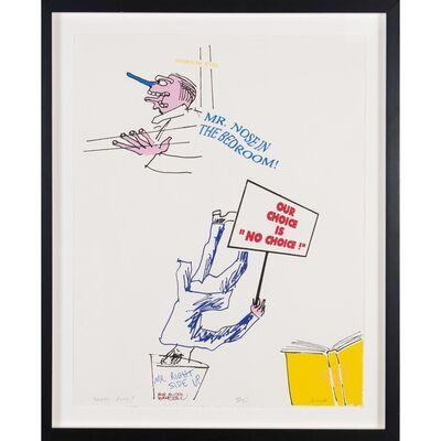 Leon Golub, 'Swell Guys', 1992