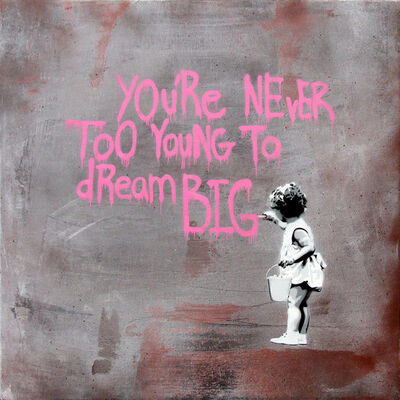 Hijack, 'You're Never Too Young To Dream Big', 2016