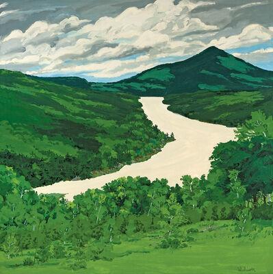 Neil G. Welliver, 'Light on Pond, ', 1972