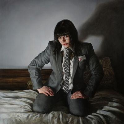 Alessandro Tomassetti, 'Boudoir: Portrait of Tanya Atanasova', 2020