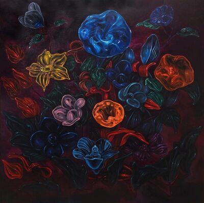 Lu Hao-Yuan, 'Blossom Flower', 2019