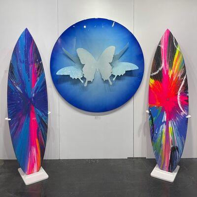 Contessa Gallery at Palm Beach Modern + Contemporary     Art Wynwood, installation view