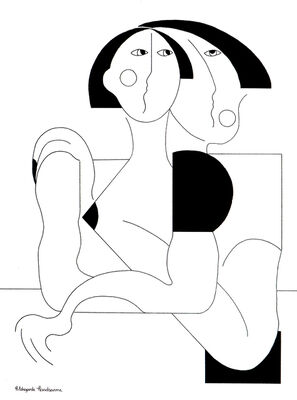 Hildegarde Handsaeme, 'Love & Protection', 2019