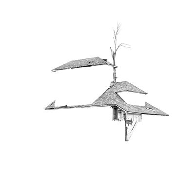 David Trautrimas, 'Sometimes a Nest Sometimes an Animal', 2016