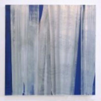 Marcy Rosenblat, 'Blue view', 2015