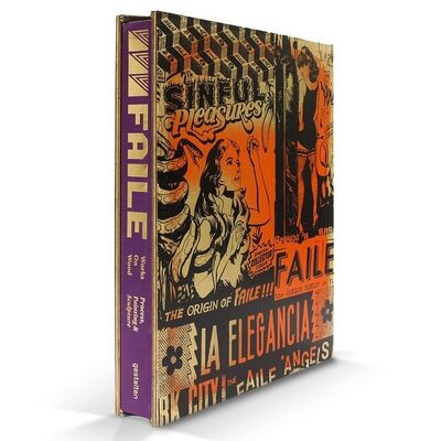 FAILE, 'Works on Wood Book & New York Sleeve', 2014
