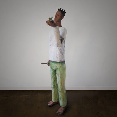 Carlos Zapata, 'Piece of Land', ca. 2017