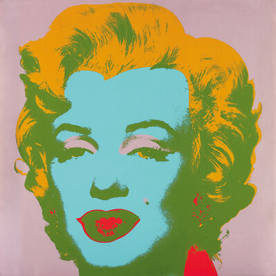 Andy Warhol, 'Marilyn #28', 1967
