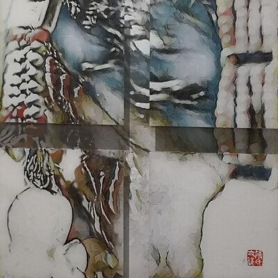 Wenjun Fu, 'Wind from Tibet No.11', 2018