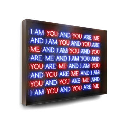 David Drebin, 'I am you and you are me', 2014