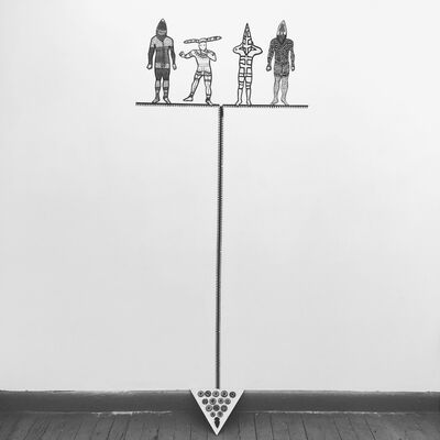 Elisa Pritzker, 'Shaman's Installation Series', 2017