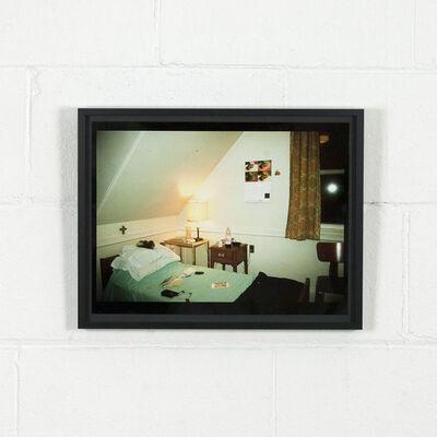 Nan Goldin, 'My Room, Halfway House', 1988