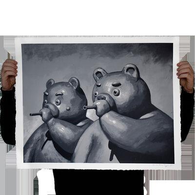 Tvorogov Brothers, 'BEARS WITH BLOWGUNS', 2021