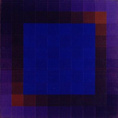 Hugo Demarco, 'Influencia sobre un espacio', 1973