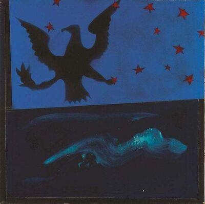 Franco Angeli, 'Souvenir', 1976-1978