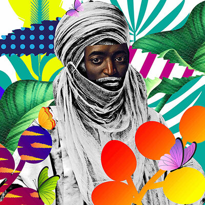 Williams Chechet, 'Black Excellence II', 2020