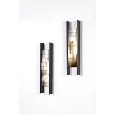 Stéphane Parmentier, 'Pair of wall lamps', 2018