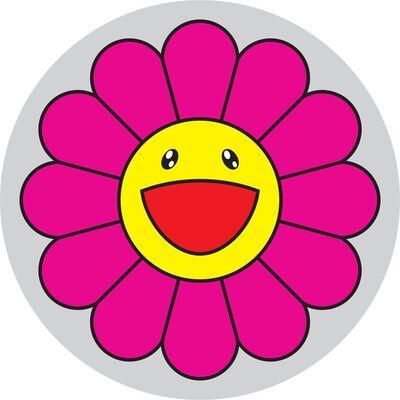 Takashi Murakami, 'Flower of Joy - Magenta', 2007