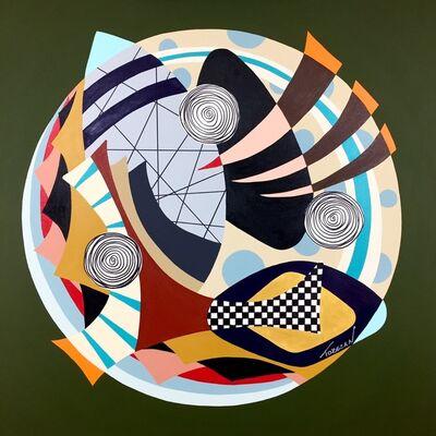 Amauri Torezan, 'Circulo 4', 2017