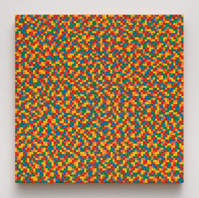 Tony Bechara, '20 Colors', 2016