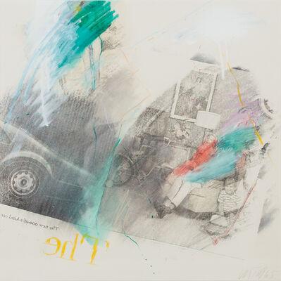 Wolf Vostell, 'Bacalao', 1965