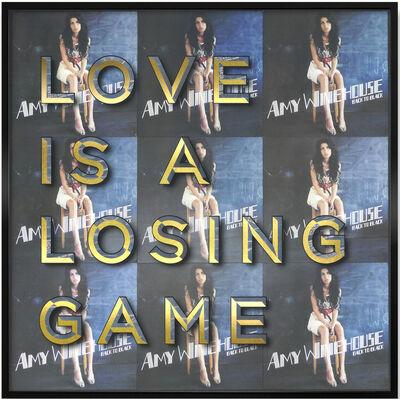 Keith Haynes, 'Love is a Losing Game', N/A