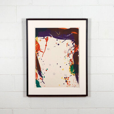 Sam Francis, 'Untitled (National)', 1968