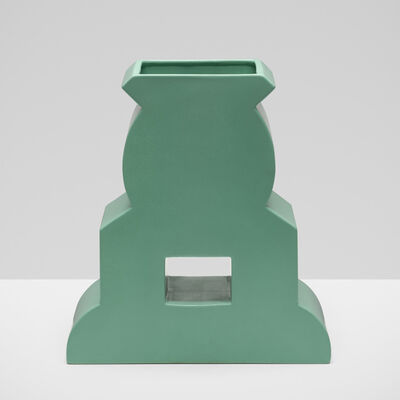 Ettore Sottsass, 'Le Connessioni vase from the Ruins series', 1992