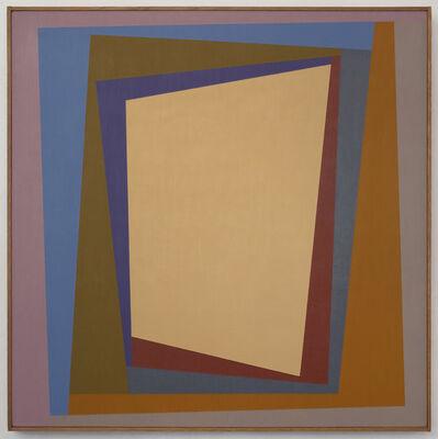 Karl Benjamin, '#13', 1987