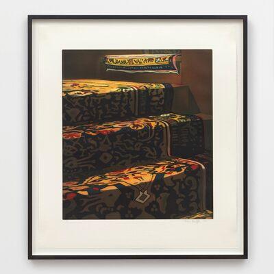 Karin Kneffel, 'Ohne Titel (Teppich)', 2006