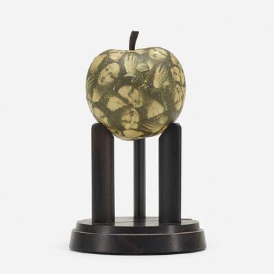 Jiri Kolar, 'Mona Lisa Apple', 1963