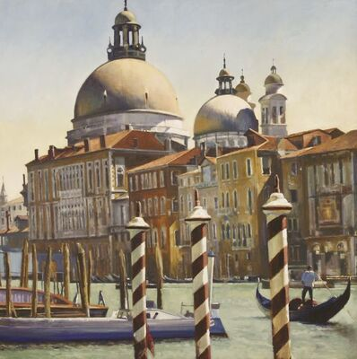Stan Kaminski, 'A VIEW OF VENICE WITH THE SALUTE'