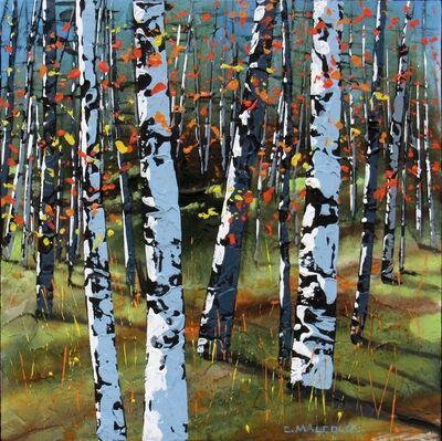 Carole Malcolm, 'Treescape 57817', 2019